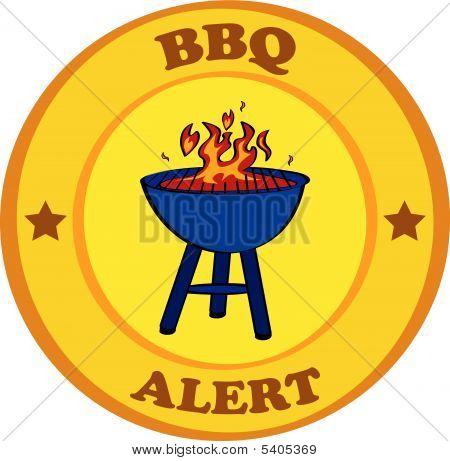 Barbecue alert