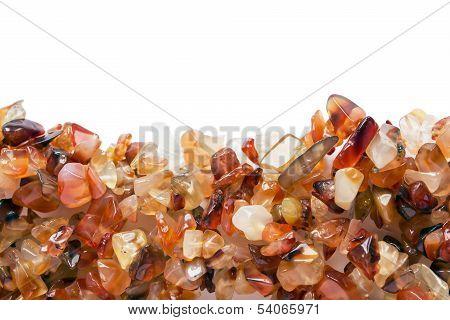 Pieces Of Carnelian