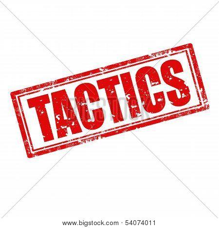 Tactics-stamp