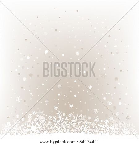 soft light snow mesh background
