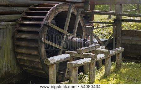 Historical Water Mill