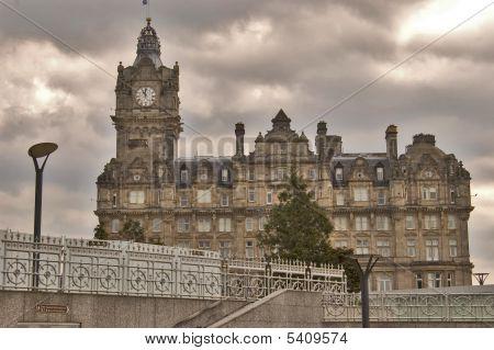 Hotel On Princes Street Edinburgh