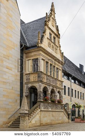 Halberstadt Town Hall, Germany