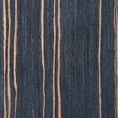 Striped Ebony Wood Texture, Tree Background