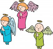 Praying Angels