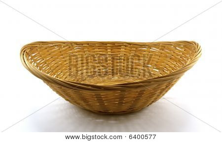 Brown Wattled Basket