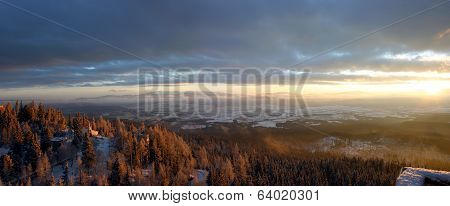 Landscapes In Slovakia