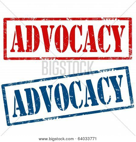 Advocacy-stamps