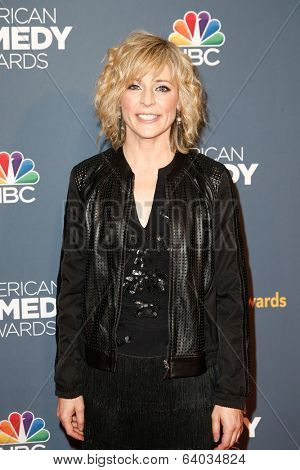 NEW YORK-APR 26: Comedian Maria Bamford attends the American Comedy Awards at the Hammerstein Ballroom on April 26, 2014 in New York City.