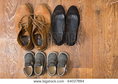 Shoes for the entire family