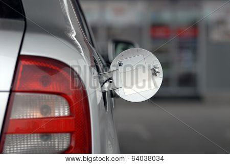 Refilling Car