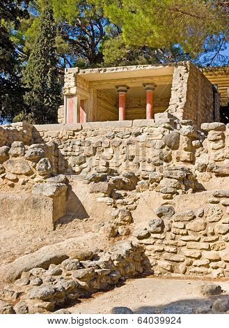 The Landmark Of Crete
