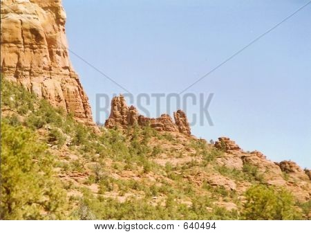 Sedona  Snoopy Rock