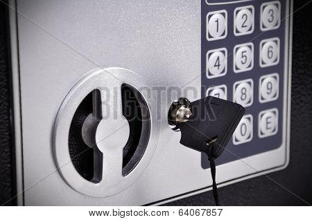 Key In Safe