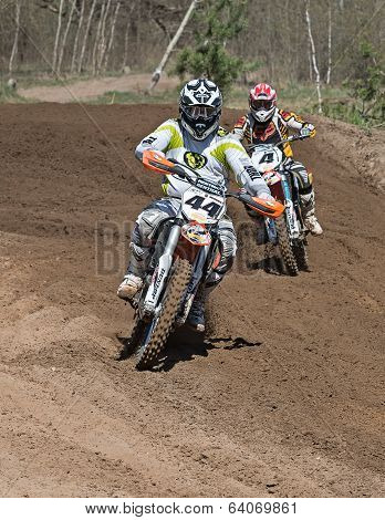 Motocross Compertitions.