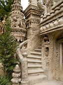 foto of cheval  - Postman Chevals Ideal Palace in Hauterives Drome France - JPG