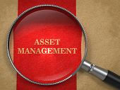 stock photo of asset  - Asset Management - JPG