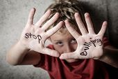 pic of stop bully  - Stop bullying - JPG