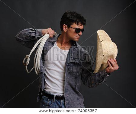 cowboy lad