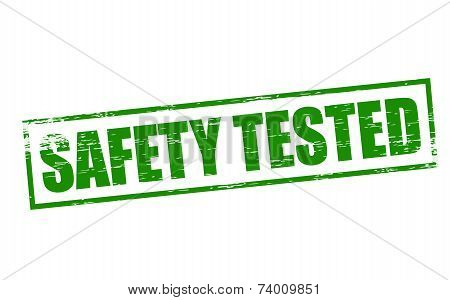 Safety Tested