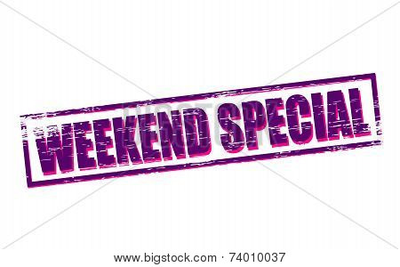 Weekend Special