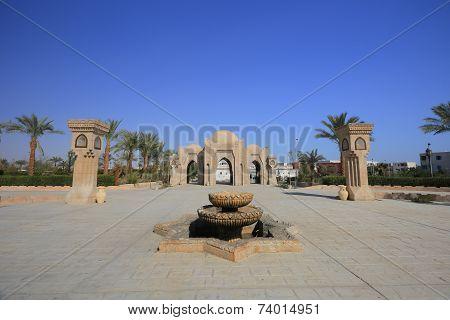 Mosque Al Mustafa