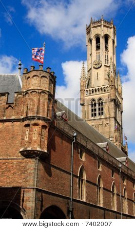 The Belfry Of Bruges