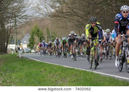 Rund um ciclo de Koeln raza el lunes de Pascua 2010