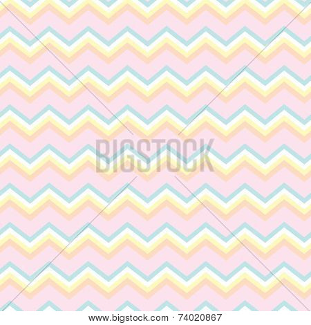 Chevron Zigzag Pattern