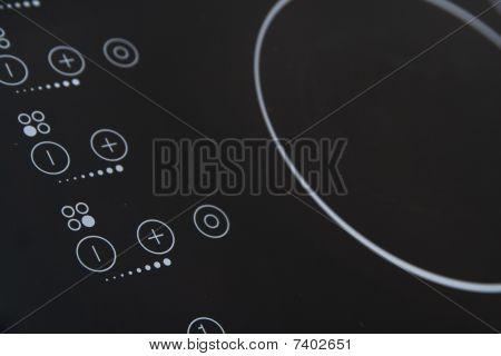 Glass ceramic Stove