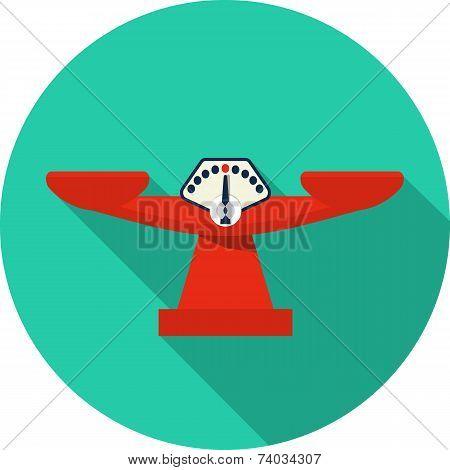 Vector Balance Icon