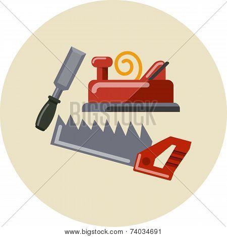 Vector Carpentry Tools