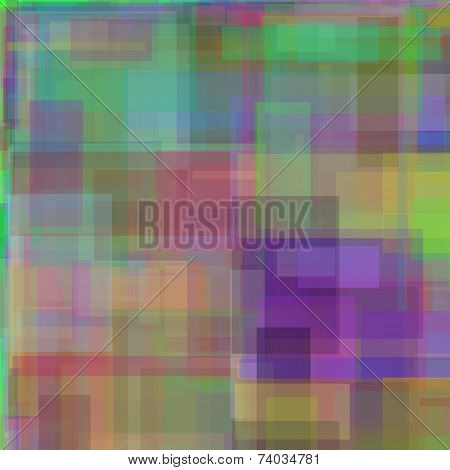 Background Of Colored Rectangle