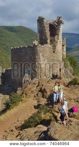 Four Castles Lastours.