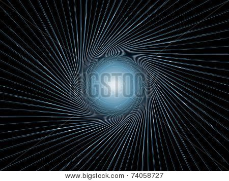 Virtual Fractal Burst