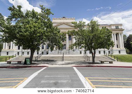 University of Utah Administration Building