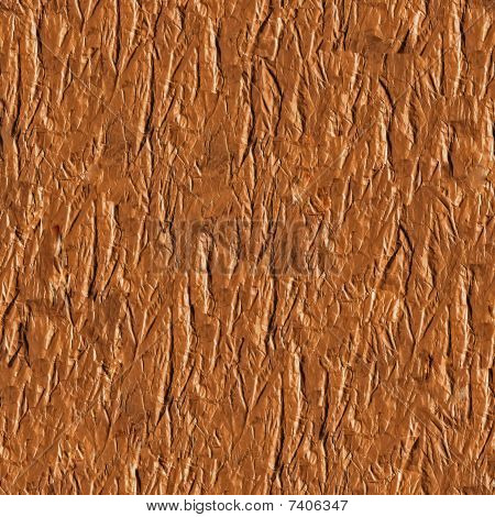 Brown Paper Seamless Pattern.