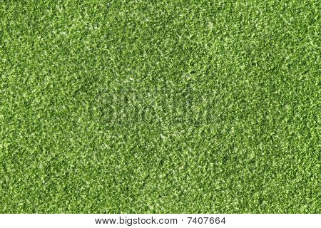 Paddle Tennis Field Artificial Grass Macro Closeup
