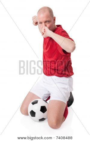 Fußball-Spieler