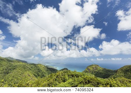 South Mahe View, Seychelles