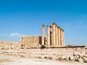 stock photo of artemis  - Temple of Artemis in ruins - JPG