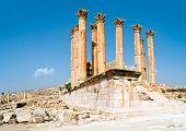 image of artemis  - Temple of Artemis in ruins - JPG