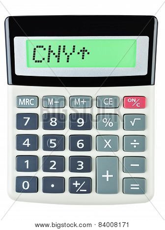Calculator With Cny