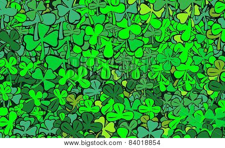 Find Four-leaf Clover For Luck