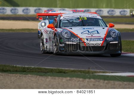 Porsche Carrera Cup Italia Car Racing
