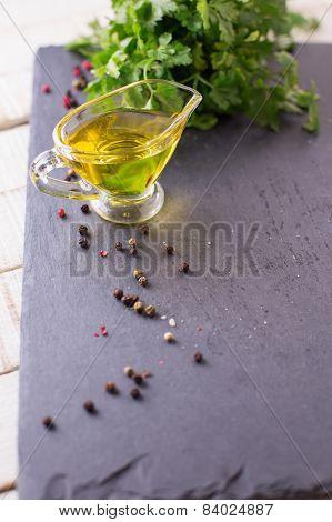 Sunflower Or Olive Oil