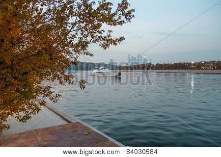 Moskov River