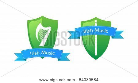 Emblem Of Irish Music