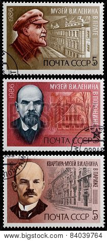 Lenin And Museum