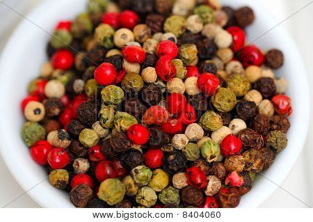 Gourmet Rainbow Peppercorns